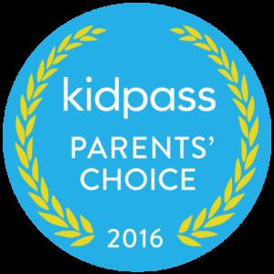 kidpass Parents' Choice Award