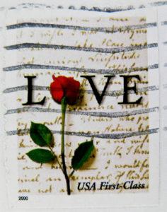 love-stamp